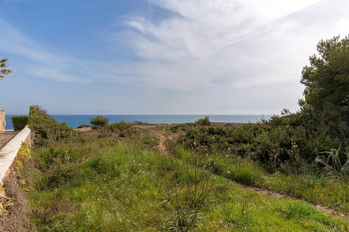 Grundstück, Cala Pi