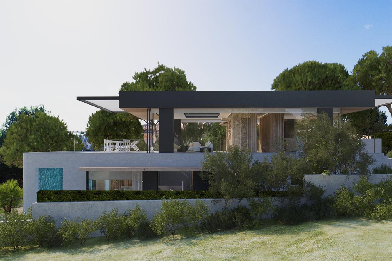 Villa, Cala Mendia