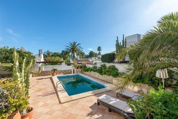 Mediterranes Haus mit Pool in Sol de Mallorca