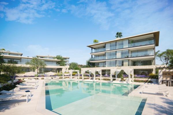 Sa Puntassa Neubau-Luxuswohnungen im Südwesten von Mallorca