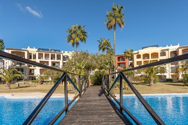 Gepflegtes Apartment mit Blick über den Golfplatz in Santa Ponsa
